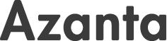 Azanta Logo - Grey